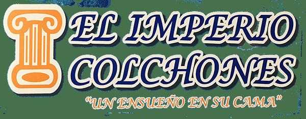 Logo sin fondo el imperio colchones