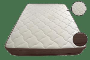 Colchón super max resortado tapizado acolchado