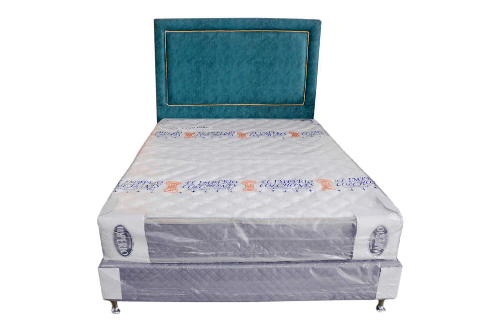 Colchon Resortado encapsulado Uni Pillow