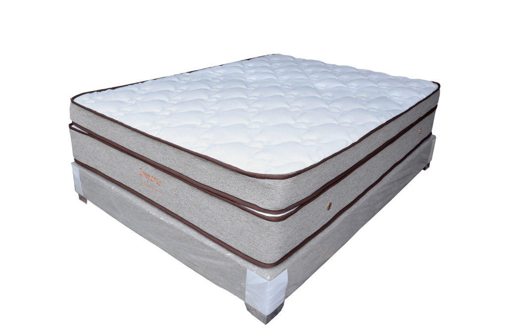 Colchon Resortado encapsulado Uni Pillow