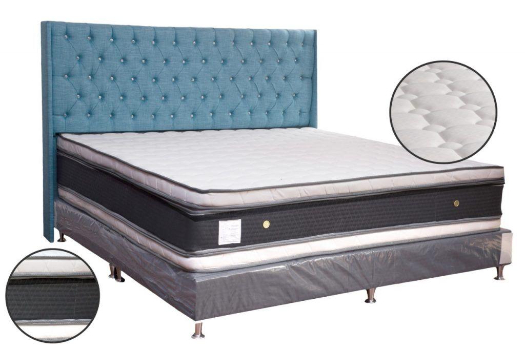 Colchón Resortado Pillow Alto
